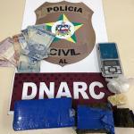 Polícia Civil prende cunhados e desarticula família de traficantes no Benedito Bentes