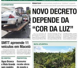 """NOVO DECRETO DEPENDE DA """"COR DA LUZ"""""""