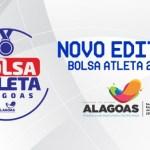 Selaj lança novo edital do programa Bolsa Atleta Alagoas