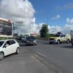 Grande operação busca capturar veículos roubados e de 'estouro' no Agreste