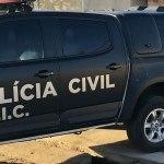 Polícia Civil prende jovem foragido por tráfico de drogas e roubo