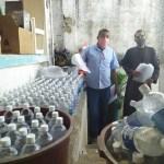 Senai doa itens de higienização e proteção contra o coronavírus a entidades e programas sociais
