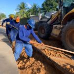 Região Norte: Nova Maceió avança com obras no Conjunto Gurguri