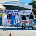 Covid-19: Barreiras Sanitárias Municipais monitoram mais de 66.700 pessoas