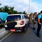 Polícia Civil prende acusado de latrocínio contra taxista no bairro Jaraguá, em 2018