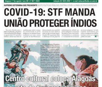 COVID-19: STF MANDA UNIÃO PROTEGER ÍNDIOS