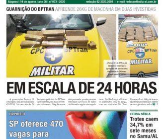EM ESCALA DE 24 HORAS