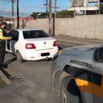 Fiscalização: 54 veículos clandestinos são autuados e removidos em julho