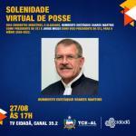 Humberto Eustáquio Soares, presidente do STJ, será entrevistado pela TV Cidadã