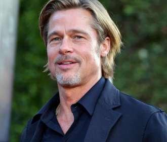 Brad Pitt e Adele estão se conhecendo melhor, afirma revista