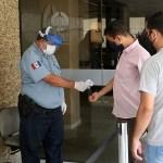 Tribunal de Justiça reabre seguindo regras do protocolo sanitário