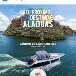 """Campanha """"Seu Destino é Alagoas"""" fomenta turismo no Estado"""