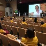 Selecionados do Programa Aprendiz Operacional participam de aula inaugural no Senai
