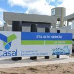 Sertão: Casal trabalha para consertar adutora e regularizar abastecimento