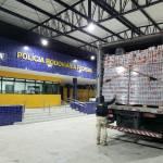 Caminhão com mais de 58 mil cervejas sem nota fiscal é apreendido em Canapi