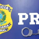 PRF prende dois homens por crimes distintos nas BRs de Alagoas
