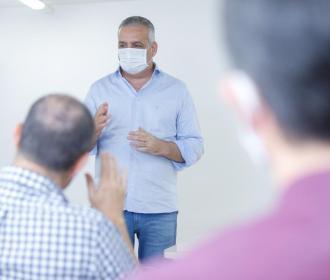 Alfredo Gaspar propõe programa para compensar defasagens na educação devido a pandemia