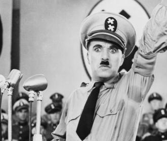 """Há 80 anos, """"O grande ditador"""" chegava aos cinemas"""