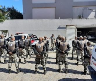 Batalhão de Radiopatrulha e BPRv iniciam estágios de nivelamento tático operacional