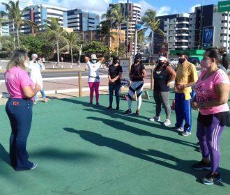 Maceió Rosa: mulheres podem solicitar mamografia nas Academias Maceió