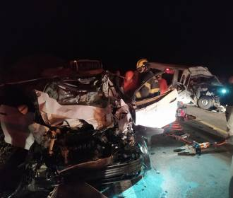 Acidente na BR 316 deixa uma pessoa morta e oito feridas