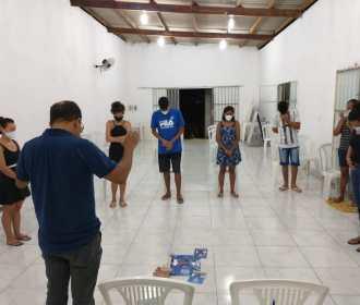 Igreja Batista da Grota da Alegria inicia a Campanha da Fraternidade