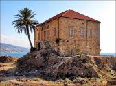 Byblos old house