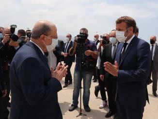 Aoun Macron