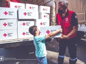 Croix-Rouge au Liban
