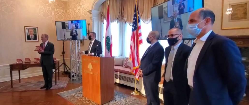 Libanesiska Moderna chefer