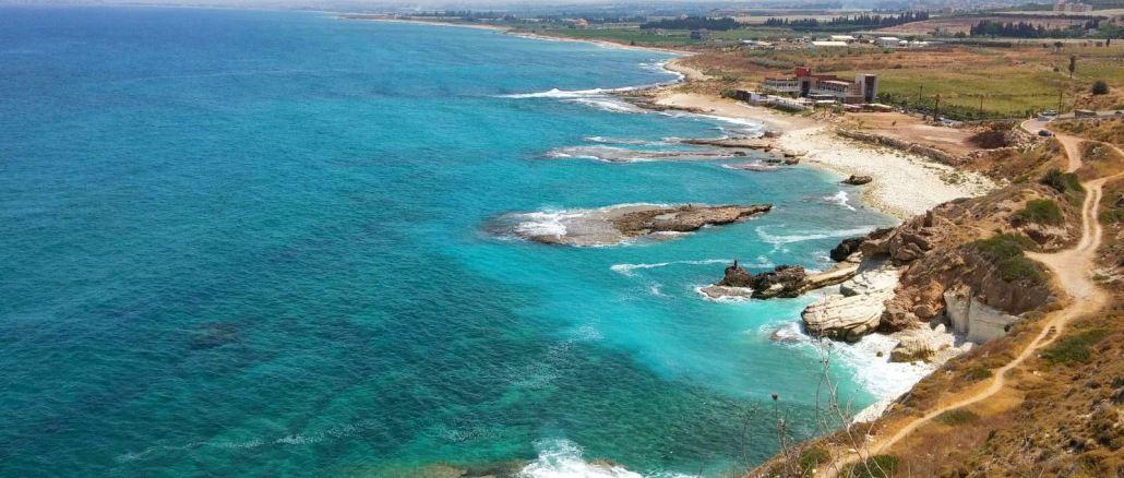 Costa sur del Líbano