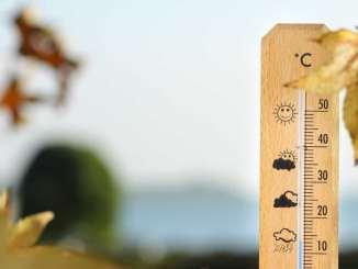 Temperaturas vão subir