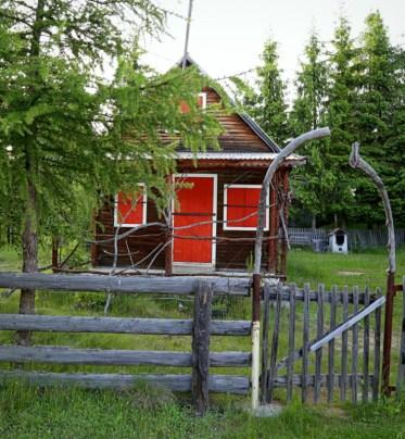 cabana din padure