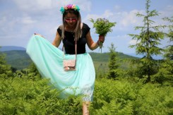 fashion meets nature