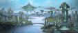 Fallen Empire city (green variant)