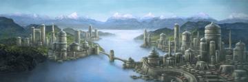 Spiritual City
