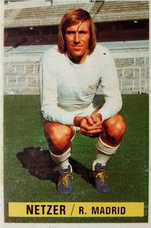 Vuelve la Champions, hay Borussia Mönchengladbach-Real Madrid y nos viene a la memoria un futbolista de leyenda llamado Günter Netzer