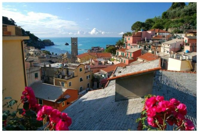Monterosso Al Mare Apartment In The Historic Center Just Steps From Sea