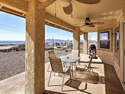 3BR House Vacation Rental in Lake Havasu City  Arizona  382320     3BR Lake Havasu City Home w Views   Prime Location