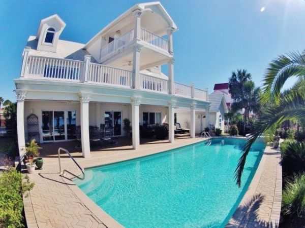 Luxury Beachfront 5BR, 5,000 Sqft Home with Private Heated ...