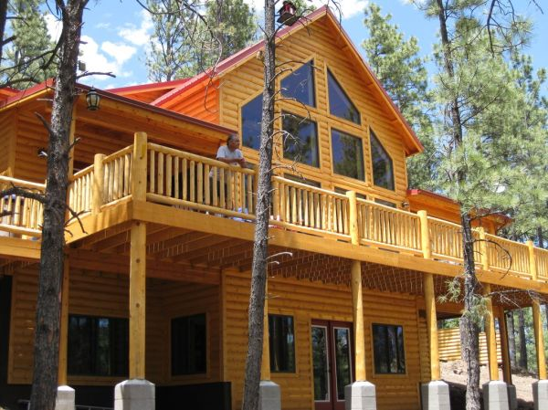BEARS RANCH CABIN: BOOK NOW For Greer Vill... - HomeAway