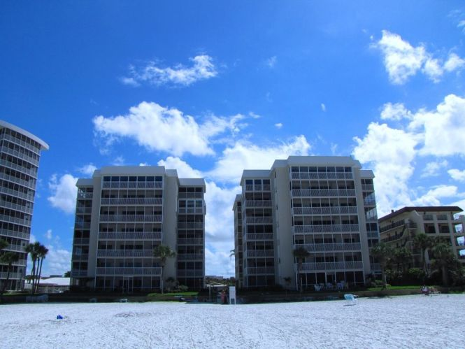 Beachfront Condo 2 Bedroom Luxury Directly On Crescent Beach Arms Siesta Key S