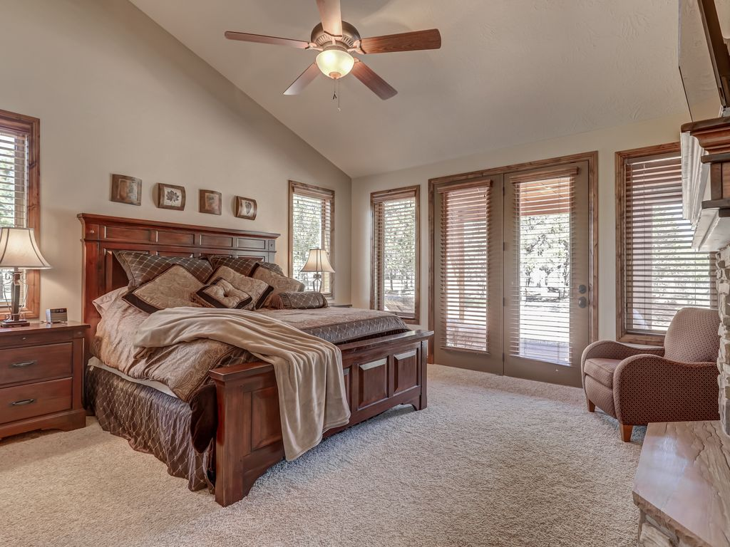 Zion East Side Luxurious House King Size Beds Beautiful Views Wifi Privacy Orderville