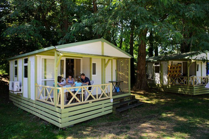 Camping Apamea       Chalet 3 Rooms 5 Perso      HomeAway Camping Apamea       Chalet 3 Rooms 5 Persons
