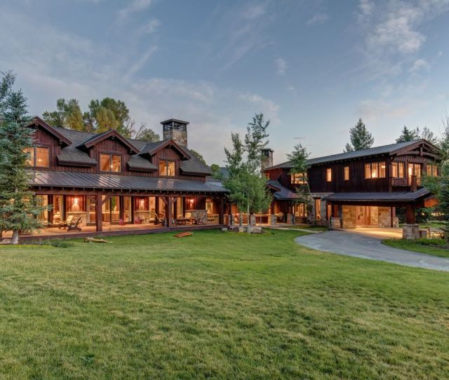Luxury Ranch House Plans For Entertaining 2018 - Home Comforts
