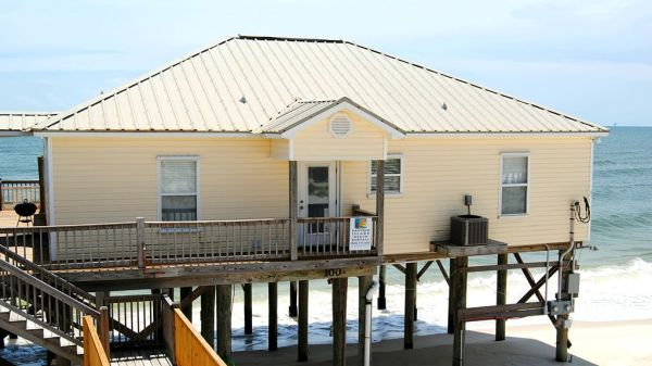 Rainbows End - Direct Gulf Front 4 bedroom ... - VRBO
