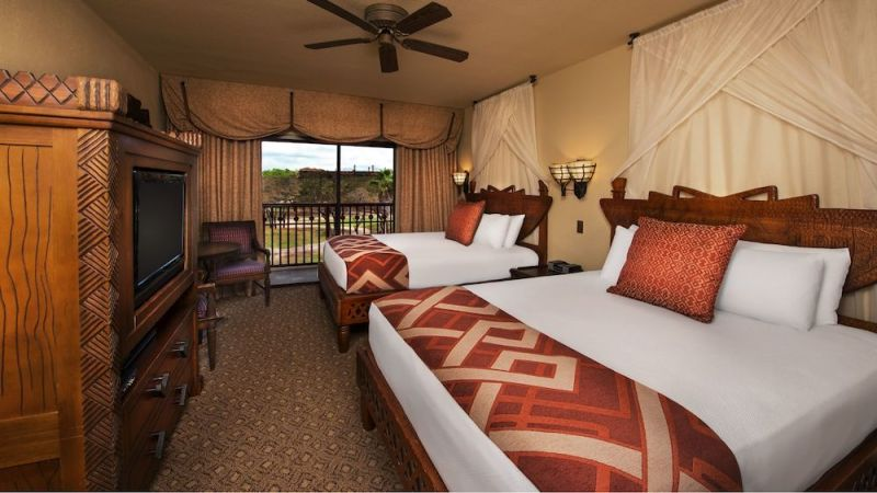 Image result for animal kingdom lodge new rooms
