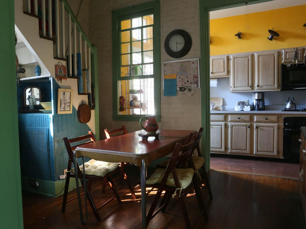 The oldest historical creole Cottage of the Marigny ... on French Creole Decorating Ideas  id=85469