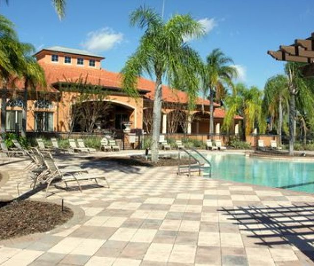Davenport Villa Rental Main Pool At The Aviana Clubhouse Which Is Free To Use By