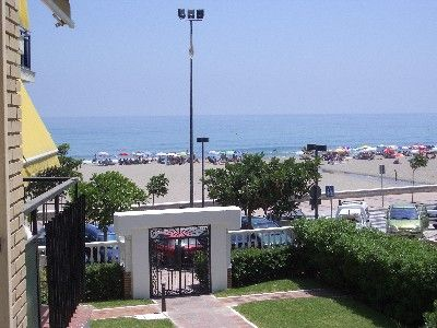 Superb Beach Front Apartment With Fabulous Pool And Garden Views All Day Sun Ronda 2 Bj